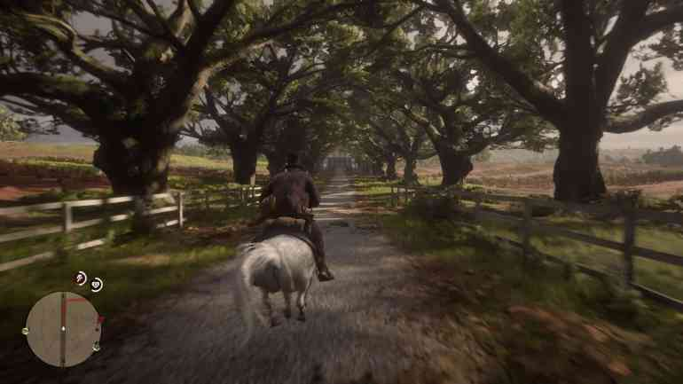 Must-See Destinations In Red Dead Redemption 2