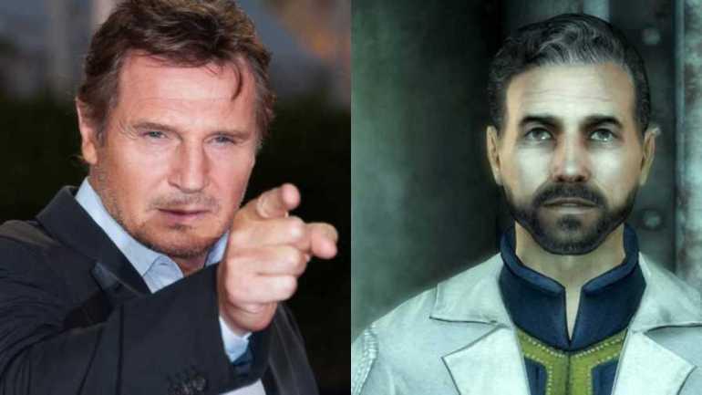 Liam Neeson Fallout 3