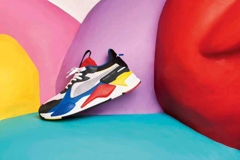 PUMA Extends RS-X Range With Celebration Of Toys In Sneaker Culture