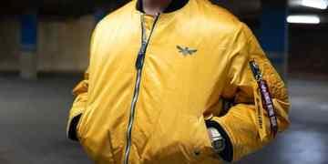 Hasbro And Alpha Industries Create Bumblebee MA-1 Flight Jacket