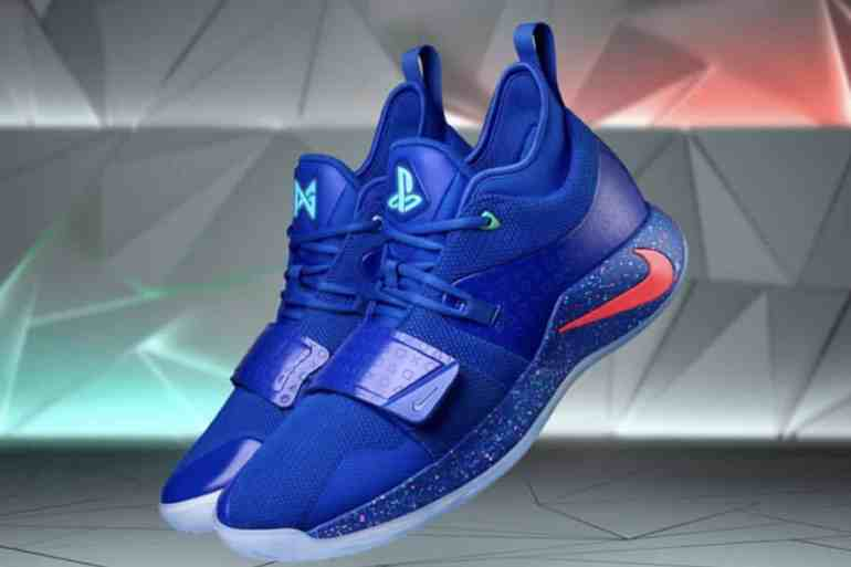 official photos 48576 83ce4 Nike Drops Additional Colourway For Playstation x Nike PG 2.5