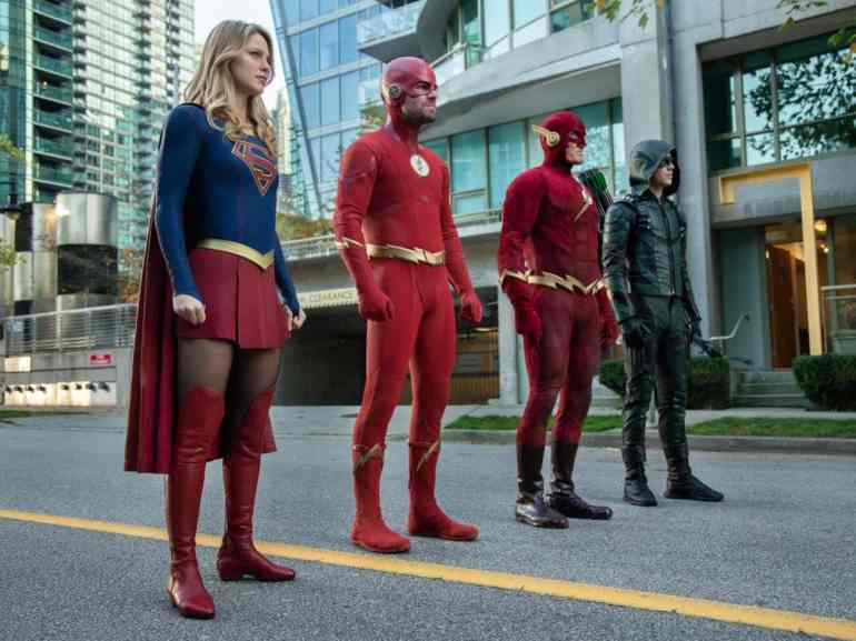 The Arrowverse Elseworlds Crossover Review