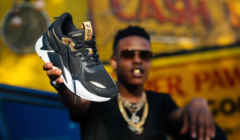 PUMA And Nasty C Drop PUMA RS-X Trophies In South Africa