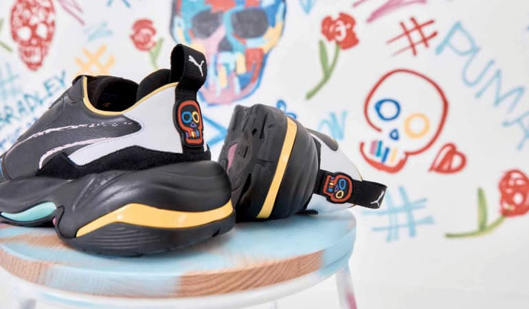 newest collection 4f1f8 387ae PUMA Reunites With Bradley Theodore For Second Collaboration