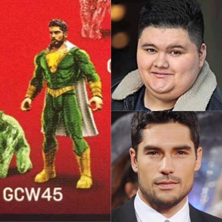 Jovan Armand and DJ Cotrona as Pedro.