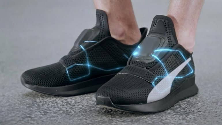 PUMA Announces Their Own Self-Lacing Technology - PUMA Fi