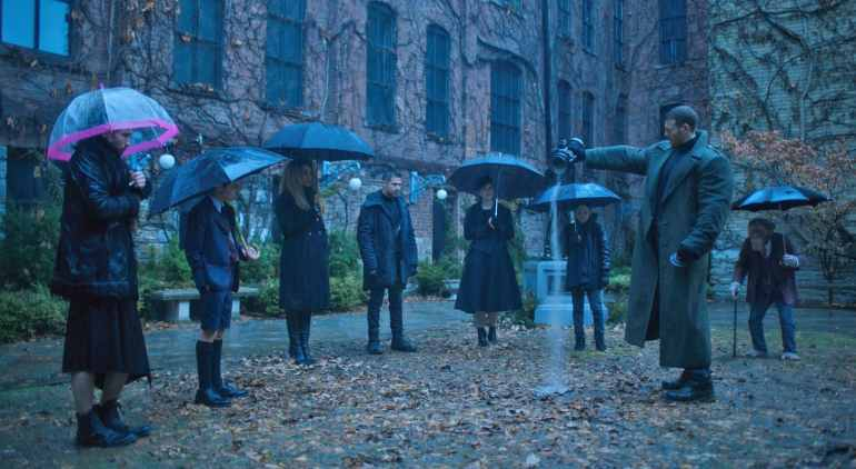 The Umbrella Academy Review -The Umbrella Academy Review -