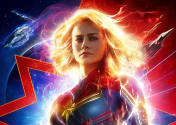 Win An Awesome Captain Marvel Hamper