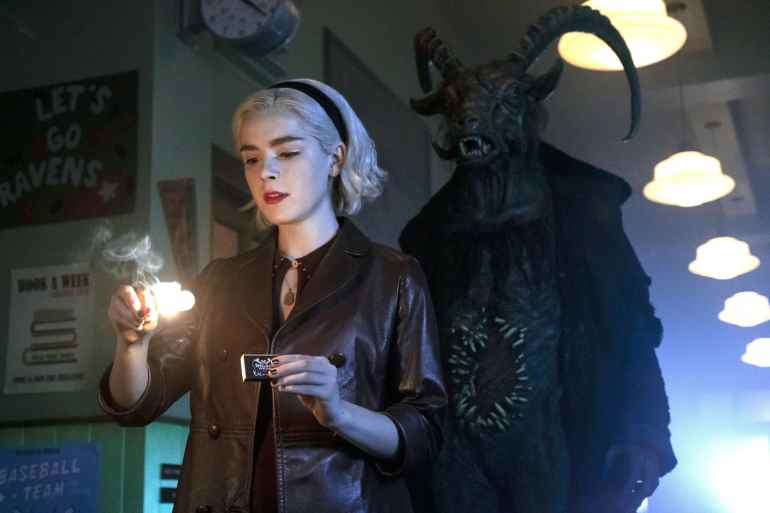The Chilling Adventures of Sabrina Season 2 Review - Embraces Its Dark Side