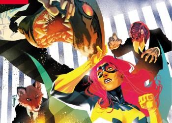 Batgirl #35 Review - A Fun Batgirl Adventure