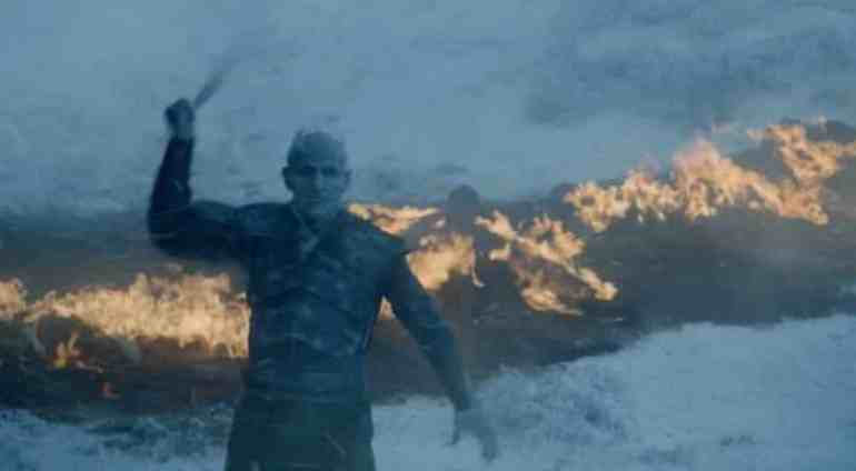 Game Of Thrones' Night King Would Be Perfect For Mortal Kombat 11