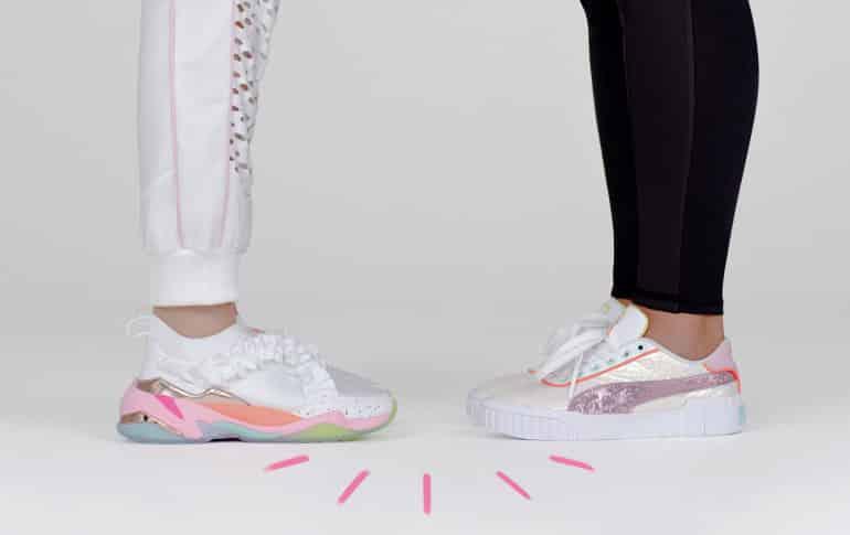 PUMA Women's Thunder Sophia Webster Sneaker