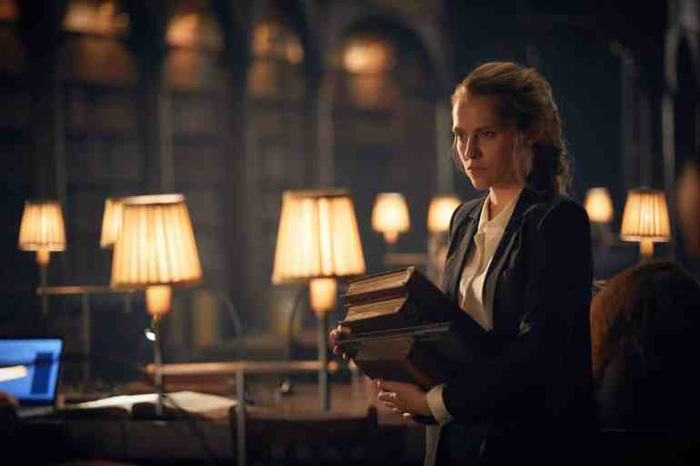 Teresa Palmer And Matthew Goode Talk A Discovery Of Witches