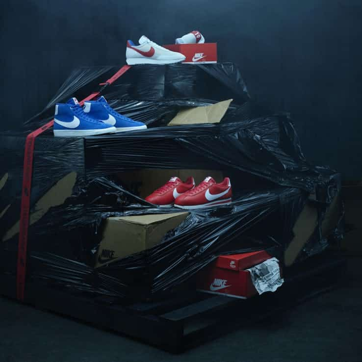 Nike Unveils Stranger Things Sneakers