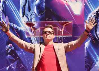 Robert Downey Jr. Channels Tony Stark In Real Life