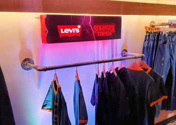 Levi's X Stranger Things Capsule Collection Launch Event