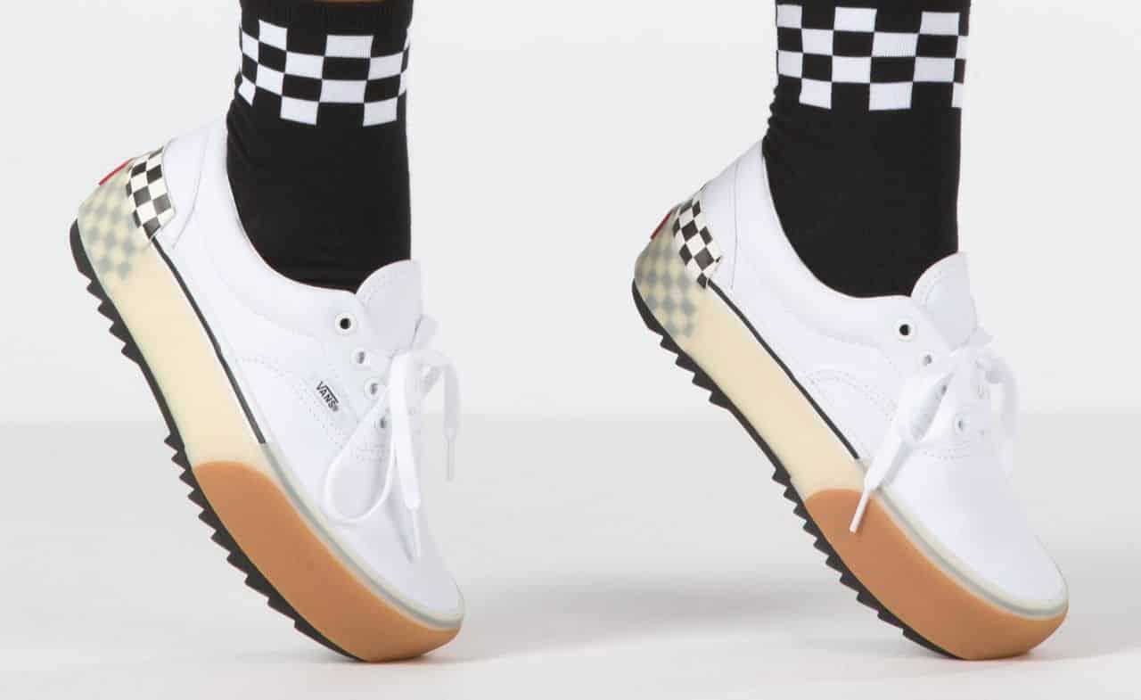 Vans Reinvents The Era To Launch New Stacked Footwear Range