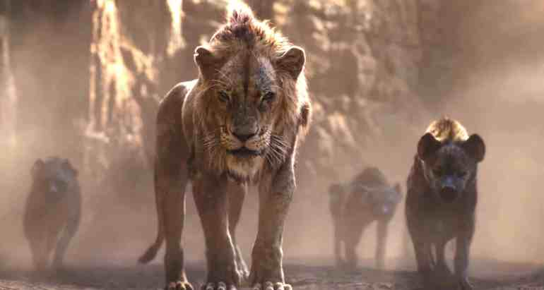 The Lion King Review - A Beautiful But Strange Singing Beast