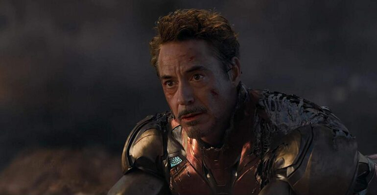 Downey Jr Avengers Endgame