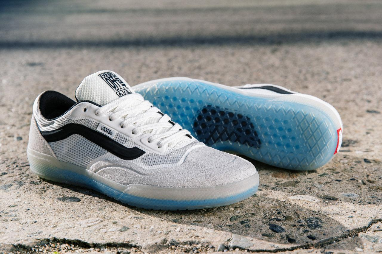 Vans Drops New Skate Silhouette With AVE Pro Sneaker