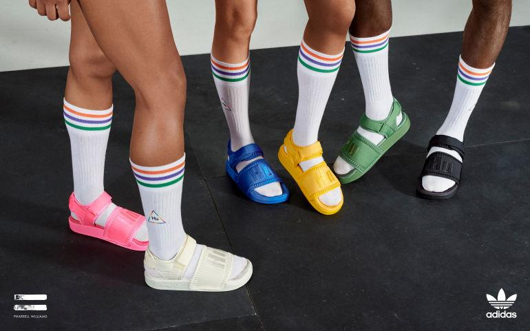 adidas Originals Extends Pharrell Williams Partnership - Now Is Her Time