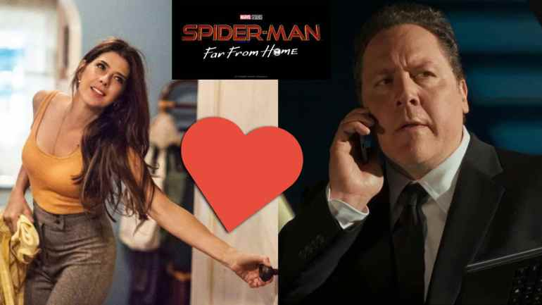 happy and aunt may romance