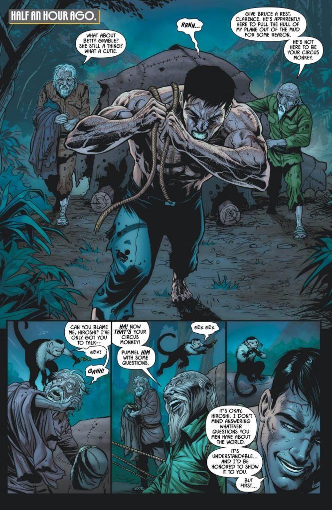 Batman Detective Comics 1011 Comic Book