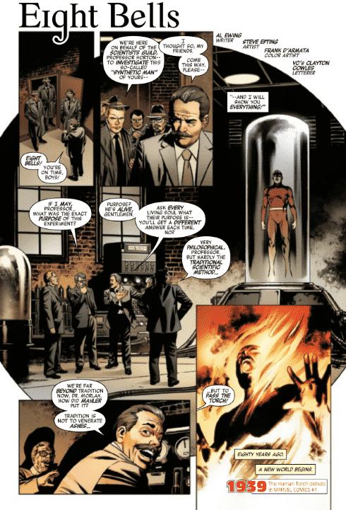 Marvel Comics 1000 Review