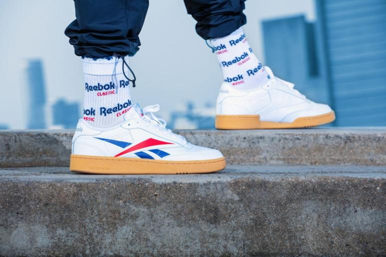 Reebok Drops Iconic Club C Sneaker For Heritage Month