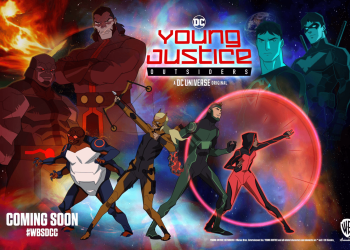 Young Justice Outsiders Season 3 Review