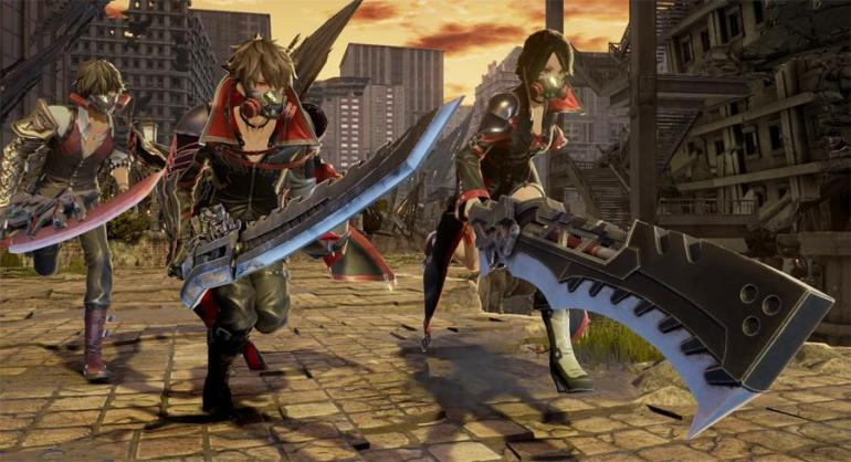 Code Vein Review - An Anime-esque Vampire-Themed Souls-like, Elevated By A Distinct Personality