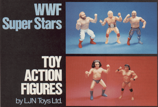 Toy Flashback: Do You Remember LJN's WWF Figures?
