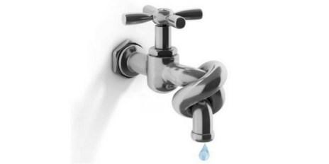 Διακοπή υδροδότησης λόγω επισκευής βλάβης
