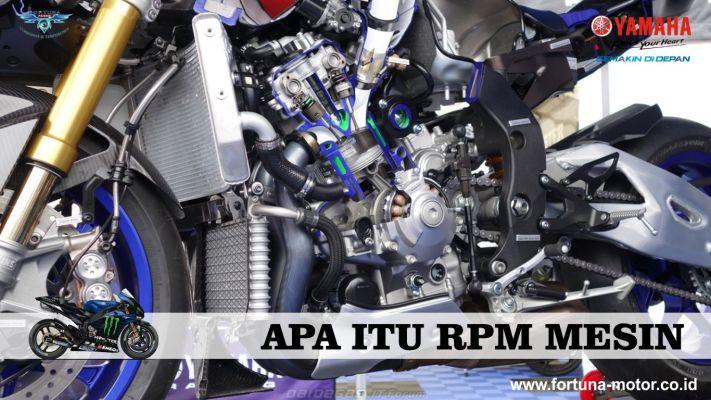 apa itu rpm mesin motor