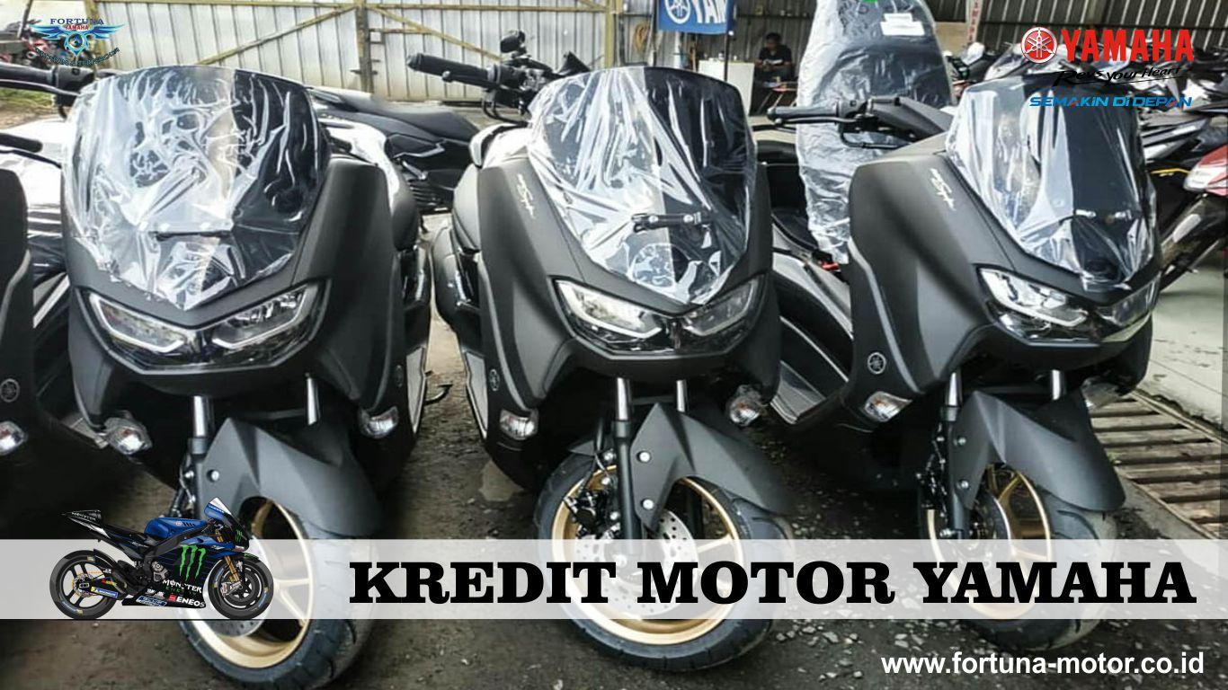 Kredit Motor Yamaha Bandung Dp Rendah Cicilan Ringan