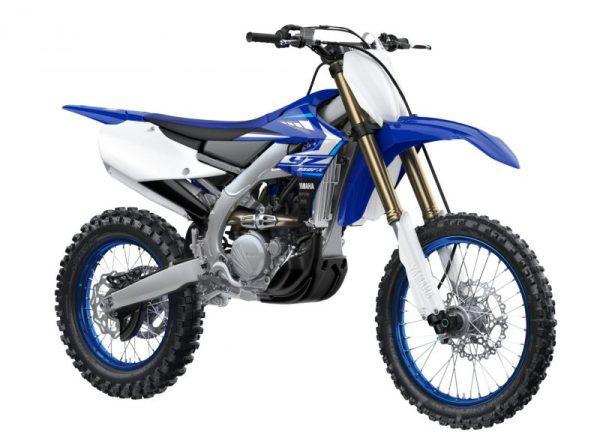 Yamaha YZ250FX
