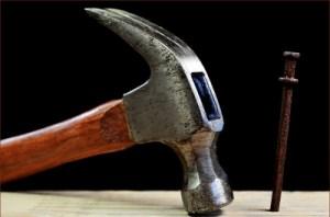 hom-Werks martello chiodo