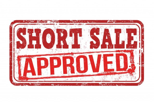 Making offer on short sale