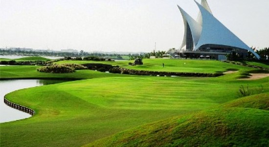 Dubai Creek Golf & Yacht Club