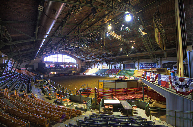 Cowtown Coliseum Fort Worth Stockyards
