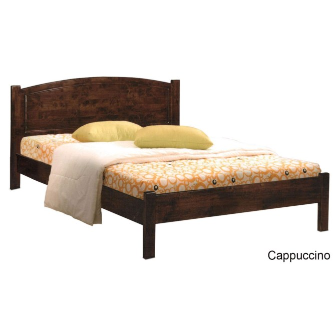 Cove Wooden Bed Frame