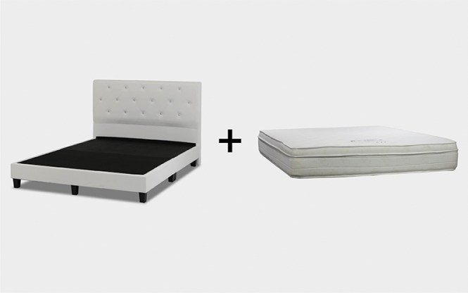 Bed Frame Mattress Promotion Packages