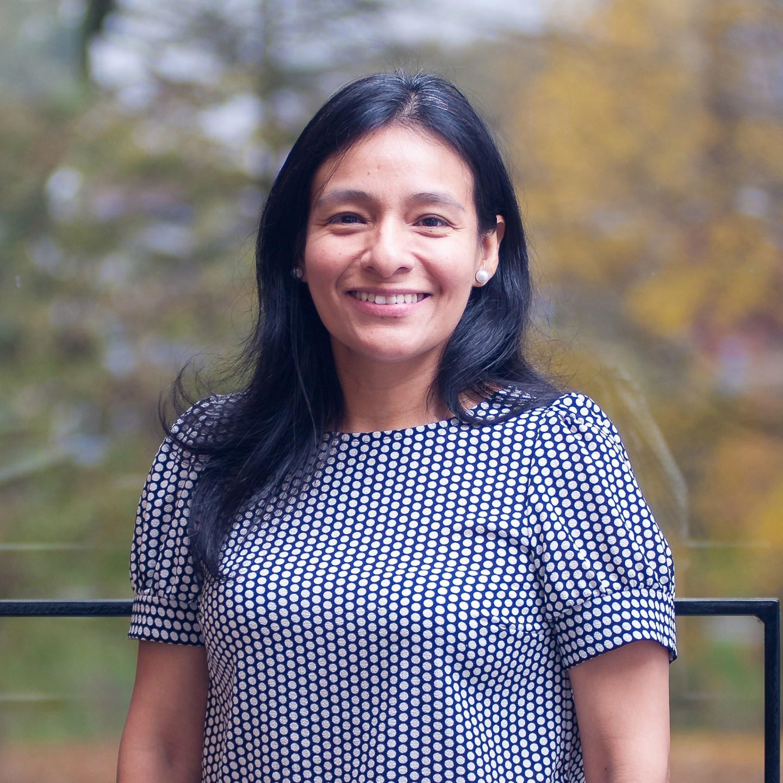 Eulalia Medina - Agente de développement