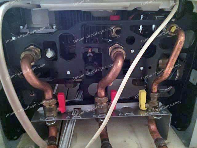 Chauffage Questions Reponses Probleme Pression Chaudiere Saunier Duval Therma C25e