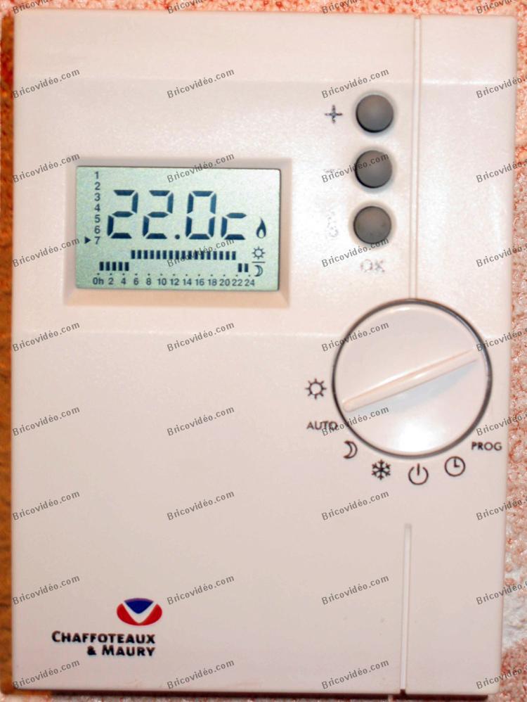 Thermostat Ambiance Chaffoteaux D Emmenager Notice D Ambiance Jointe Chaudiere Gaz Elexia L Image Format Cliquez