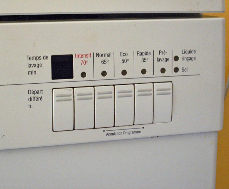 Lave Vaisselle Bosch Aquasensor Ne Chauffe Plus Les 5 Vrais
