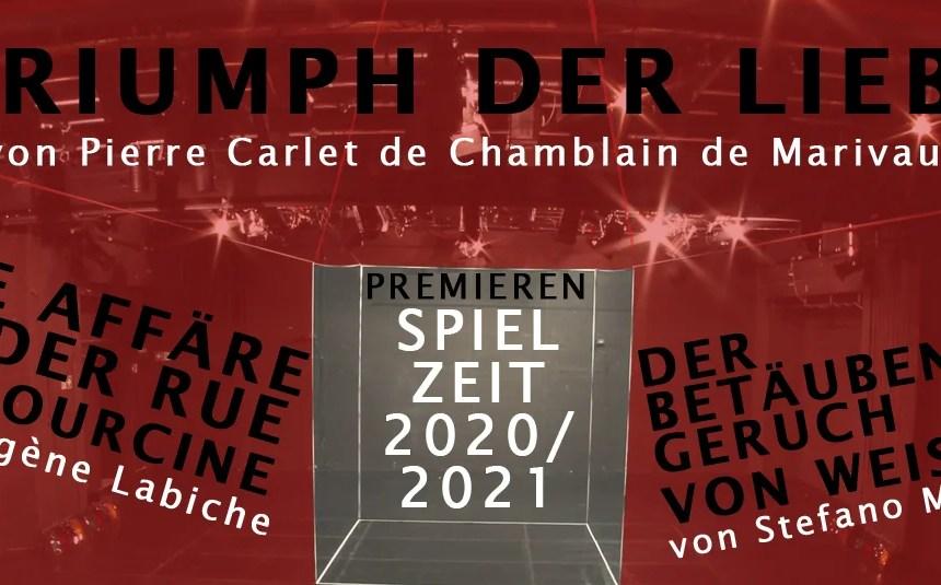 Premieren Spielzeit 2020/21