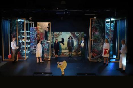 Triumph der Liebe Forum Theater Marivaux