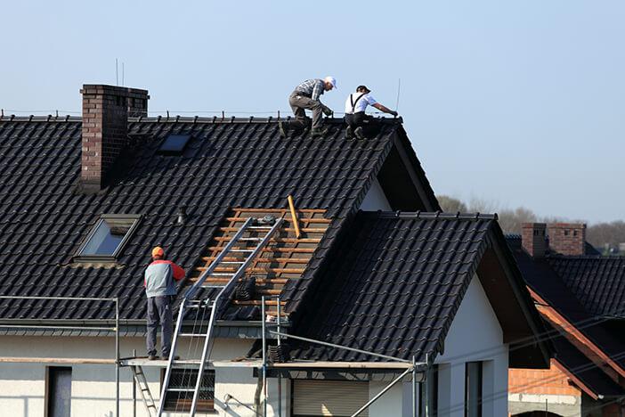prix d un toiture au m2 en 2021
