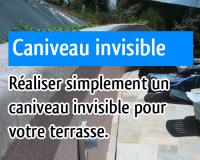 Realisation D Un Caniveau Invisible